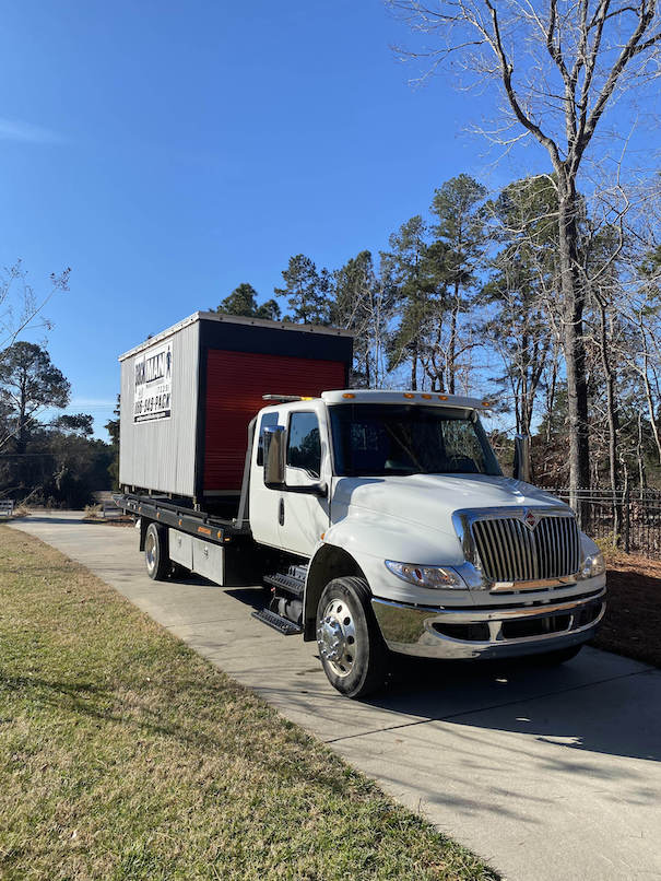 home storage delivery